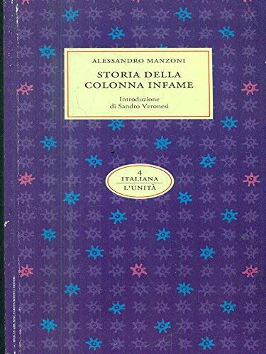 9788842504238: Storia della colonna infame