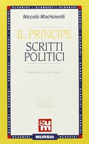 Scritti politici (Italian Edition)