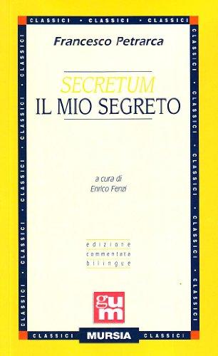 9788842511342: Secretum / Il Mio Segreto