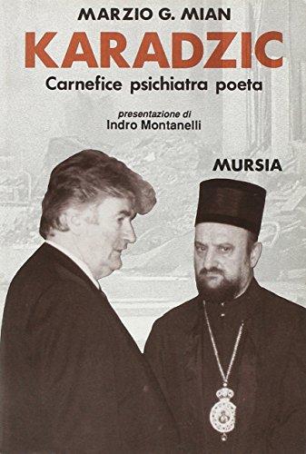 9788842520047: Karadzic. Carnefice psichiatra poeta