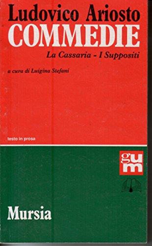 9788842521631: Commedie (GUM. Nuova serie) (Italian Edition)