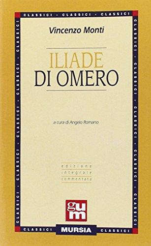 9788842527152: Iliade (Grande Universale Mursia)