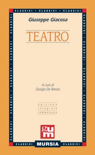 9788842530091: Teatro