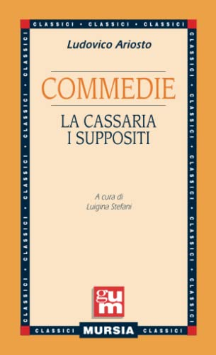 9788842539506: Commedie: La cassaria-I suppositi