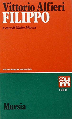 Filippo Alfieri, Vittorio and Marzot, G.