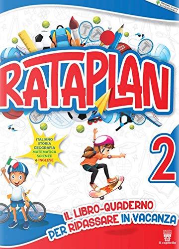 9788842617525: Rataplan! Il libro-quaderno per ripassare in vacanza (Vol. 2)