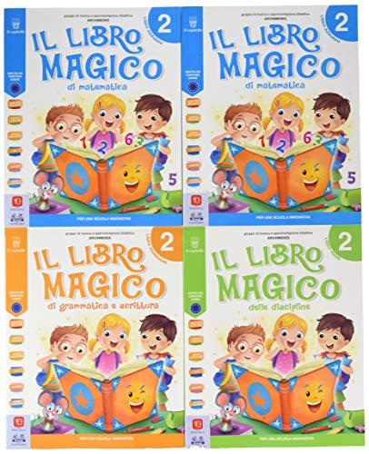 9788842628620: Libro magico. Per la 2ª classe elementare. Con e-book. Con espansione online