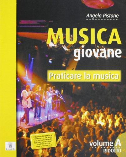 9788842646303: Musica giovane. Vol. A-B. Senza canzoniere. Con guida docente. Per la Scuola media. Con DVD-ROM