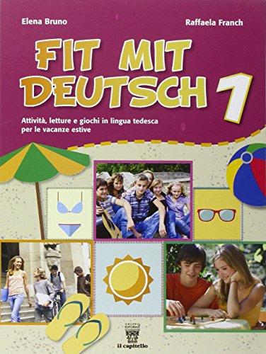 9788842652793: Fit mit deutsch. Con CD Audio. Per la Scuola media: 1