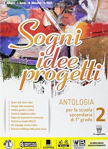 9788842653554: Sogni, idee, progetti Plus, Volume 2, Con espansione online