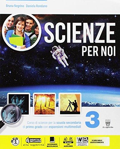 9788842653707: Scienze per noi. Plus. Per la Scuola media. Con e-book. Con espansione online (Vol. 3)