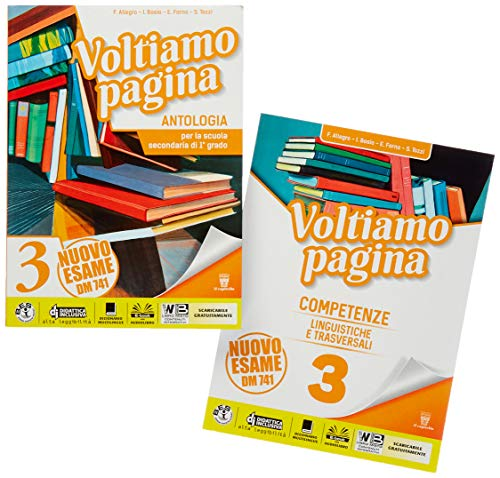 9788842654292: Voltiamo pagina. Con Competenze. Per la Scuola media. Con ebook. Con espansione online (Vol. 3)