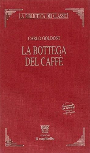 9788842661344: La bottega del caffè (La biblioteca dei classici)