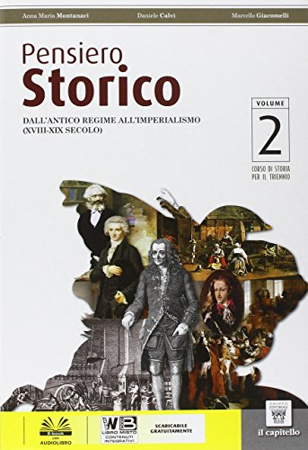 9788842675273: Pensiero storico plus. Per le Scuole superiori. Con DVD. Con e-book. Con espansione online (Vol. 2)
