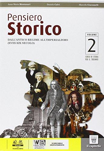 9788842675440: Pensiero storico plus. Per le Scuole superiori. Con e-book. Con espansione online (Vol. 2)