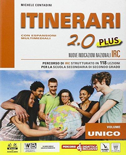 9788842675488: Itinerari 2.0 plus. Schede tematiche. Per le Scuole superiori. Con e-book. Con espansione online