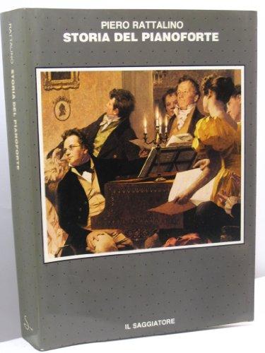 9788842800033: Storia del pianoforte