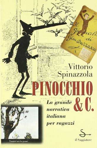 9788842804949: Pinocchio & c. (Nuovi saggi)