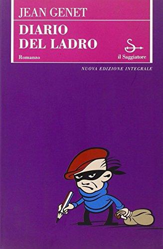 9788842810711: Diario del ladro