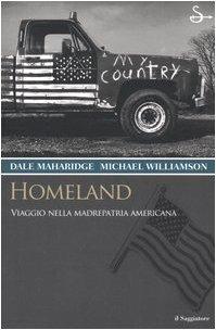 9788842812470: Homeland. Viaggio nella madrepatria americana [Italian Edition]