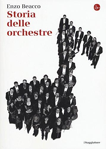 9788842821663: Storia delle orchestre