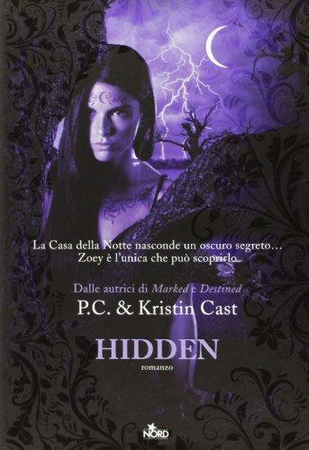 9788842920908: Hidden. La casa della notte