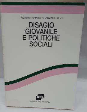 9788843002627: Disagio giovanile e politiche sociali
