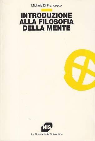 9788843003921: Introduzione Alla Filosofia Della Mente