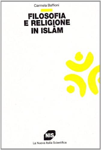 9788843005406: Filosofia e religione in Islam (Studi superiori)