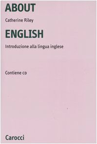 9788843028788: About English. Introduzione alla lingua inglese. Con CD-ROM