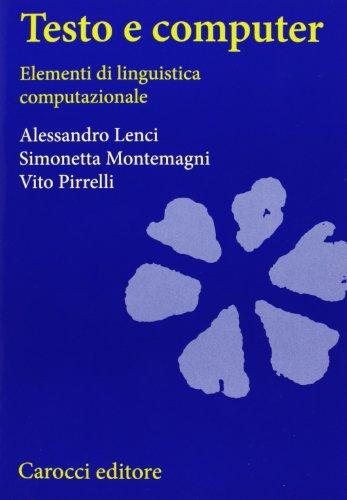 9788843034253: Testo e computer. Elementi di linguistica computazionale (Università)