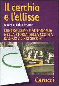 Il cerchio e l'ellisse. Centralismo e autonomia: F. Pruneri