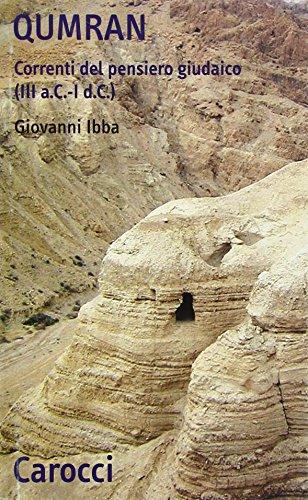 9788843041510: Qumran. Correnti del pensiero giudaico (III a.C-I d.C.)