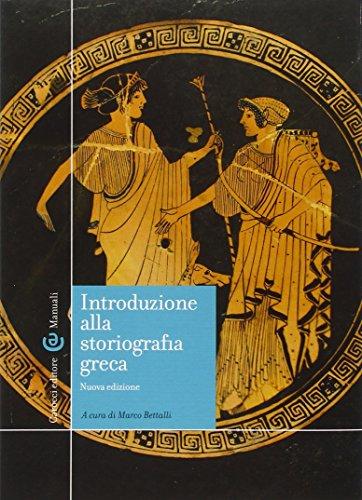 9788843051700: Introduzione alla storiografia greca