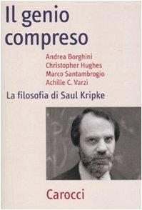 9788843054022: Il genio compreso. La filosofia di Saul Kripke
