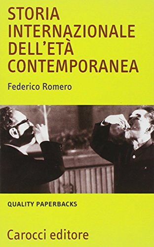 9788843062607: Storia internazionale dell'età contemporanea