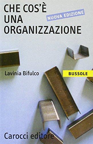9788843063604: Che cos'è una organizzazione