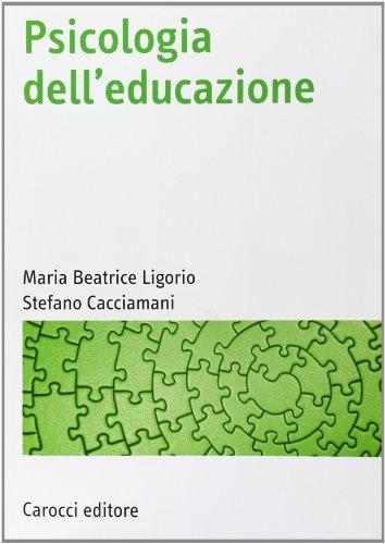9788843067510: Psicologia dell'educazione