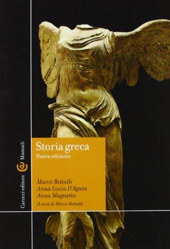 9788843068104: Storia greca
