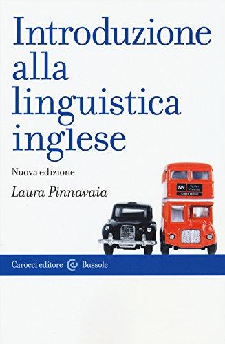 9788843076666: Introduzione alla linguistica inglese