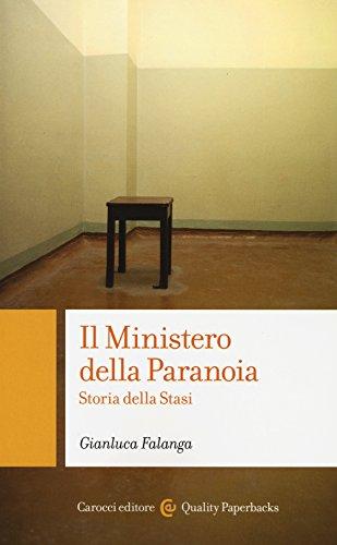 9788843077038: Il ministero della paranoia. Storia della Stasi (Quality paperbacks)
