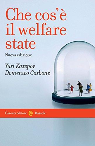 9788843078271: Che cos'è il welfare state