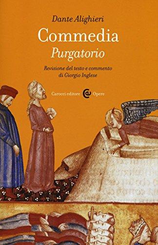 9788843085163: Commedia. Purgatorio