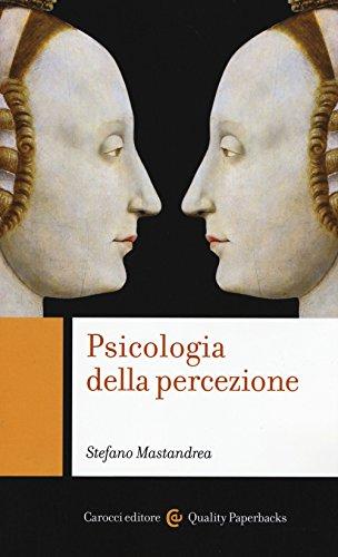 9788843088096: Psicologia della percezione