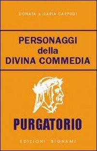 9788843321124: Personaggi della Divina Commedia. Purgatorio