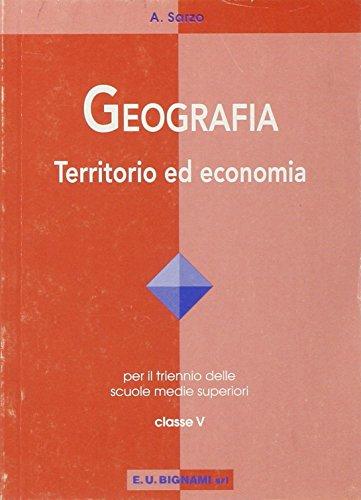9788843352050: Geografia economica. Per le Scuole superiori