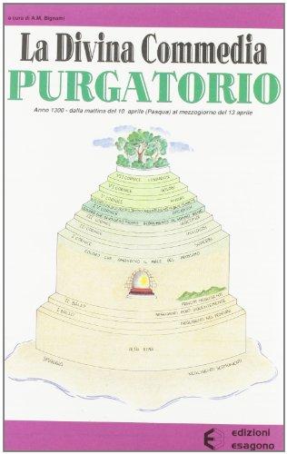 9788843360413: Divina Commedia. Purgatorio. Riassunto (Vol. 2)