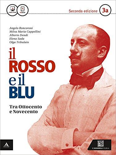9788843416929: Il rosso e il blu. Per gli Ist. tecnici e professionali. Con e-book. Con espansione online: 3