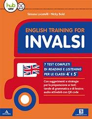 9788843419524: English training for INVALSIi. Per la 4ª e 5ª classe della Scuola elementare