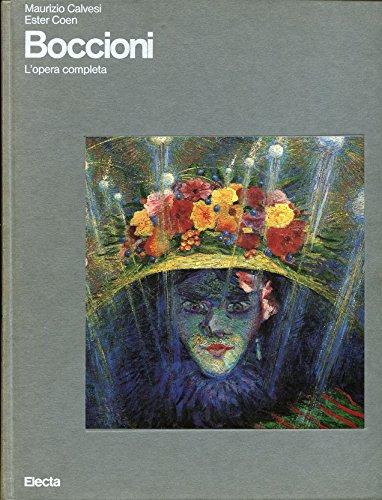 9788843509393: Boccioni (Italian Edition)